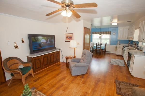 Living Area - Bayberry House - Virginia Beach - rentals