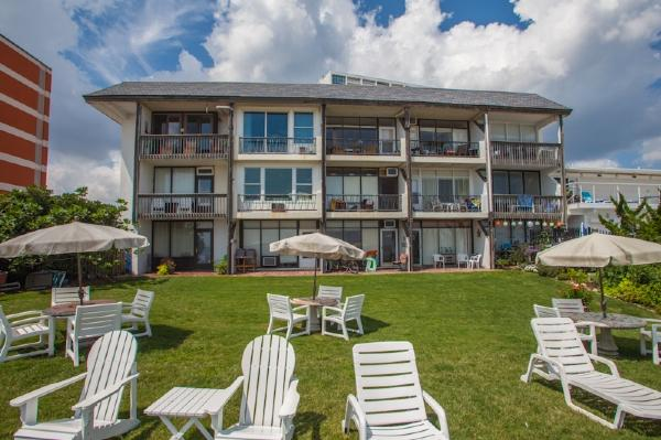 Exterior - Oceans II Condominiums #201 - Virginia Beach - rentals