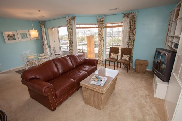 Living Area - Playa Rana #314 - Virginia Beach - rentals