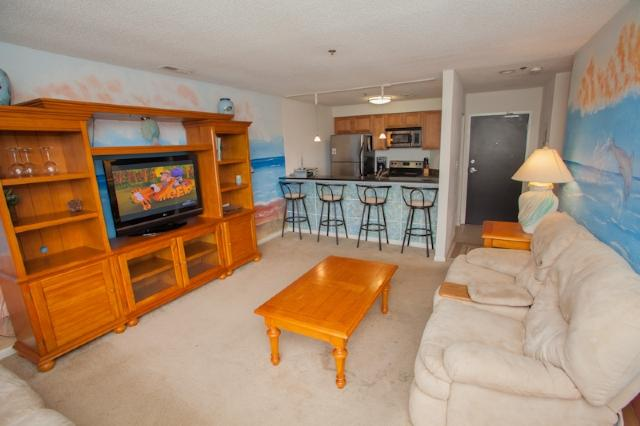 Living Area - Playa Rana Unit #304 - Virginia Beach - rentals