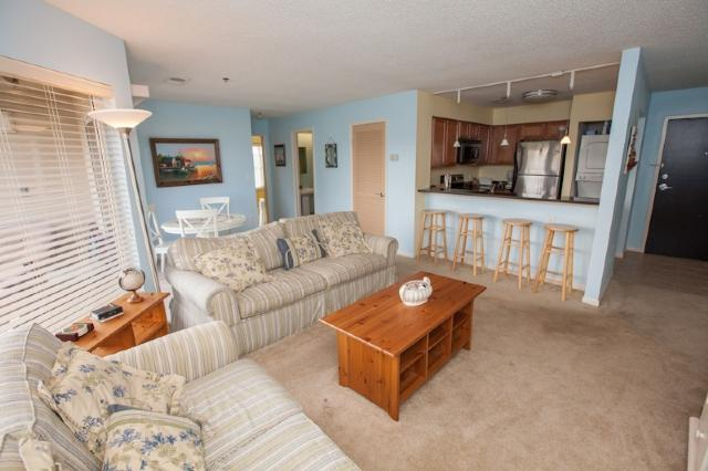 Living Area - Playa Rana Unit 313 - Virginia Beach - rentals