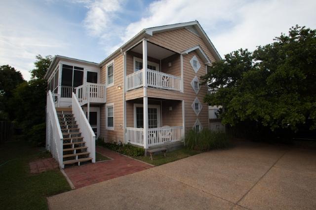 Front Exterior - NE85 113B - Virginia Beach - rentals
