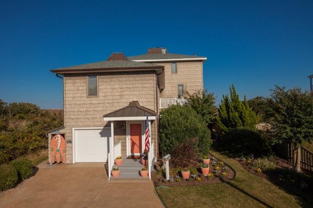 Front Exterior - 7604 Oceanfront - Virginia Beach - rentals