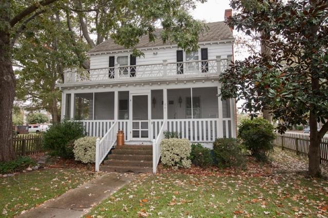 Front Exterior - 501 23rd Street - Virginia Beach - rentals