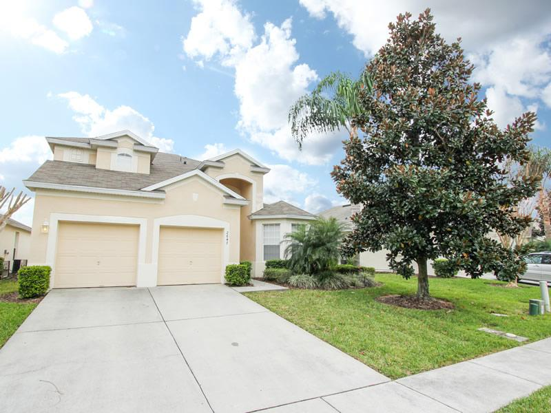 5BR/5BA Windsor Hills Private pool home (DB2647) - Image 1 - Kissimmee - rentals