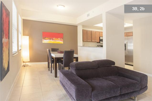 Beautiful Apartment in Miami for 8 - Beautiful Apartment in Miami for 8 - Doral - rentals