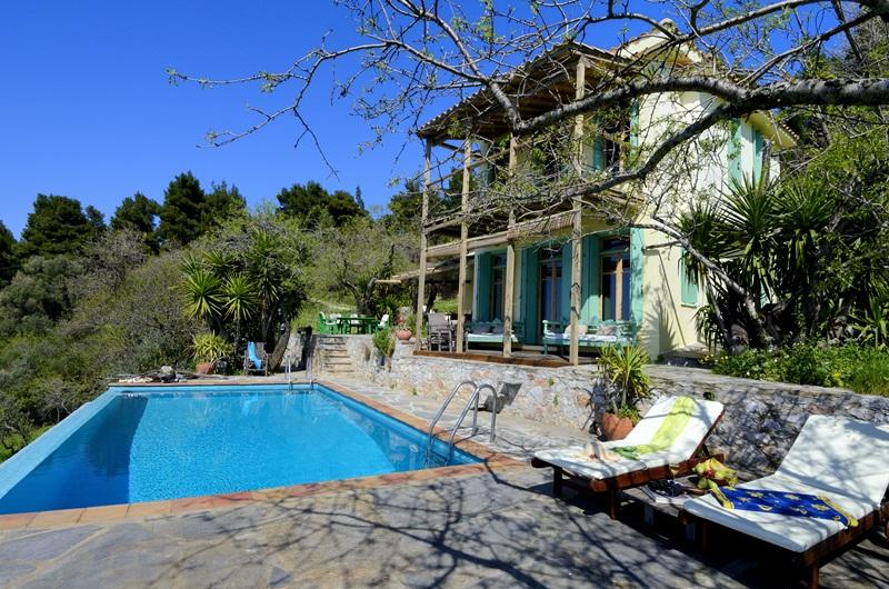 VILLA KLIMA - KLIMA VILLA - Skopelos - rentals