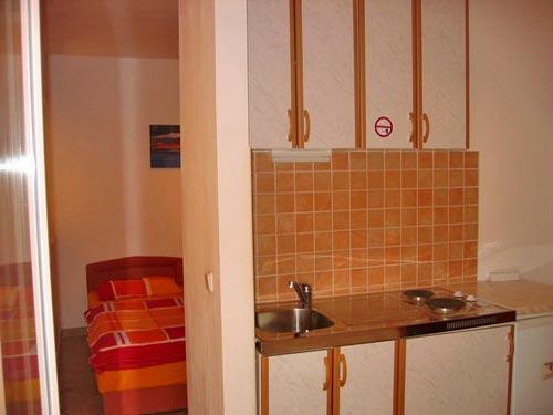 Apartments Mate - 12521-A8 - Image 1 - Rogoznica - rentals