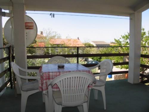 Apartments Tome - 13701-A1 - Image 1 - Povljana - rentals