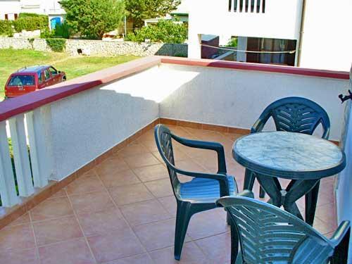 Apartments Miljenka - 14031-A1 - Image 1 - Nin - rentals
