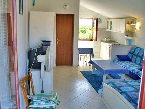 Apartments Miljenka - 14031-A2 - Image 1 - Nin - rentals