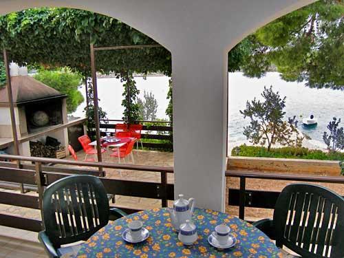 Apartments Aneta - 20341-A1 - Image 1 - Kaprije - rentals