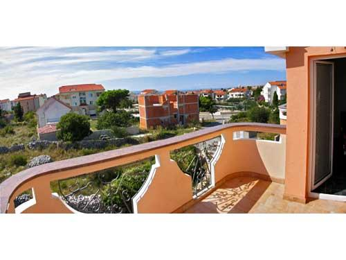 Apartments Anton - 22961-A4 - Image 1 - Novalja - rentals