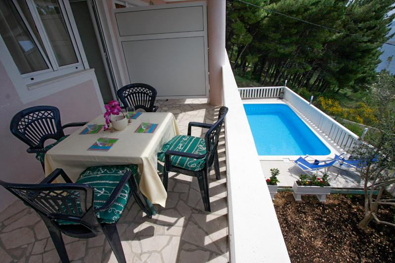 Apartments Ivančić - 32531-A2 - Image 1 - Mimice - rentals