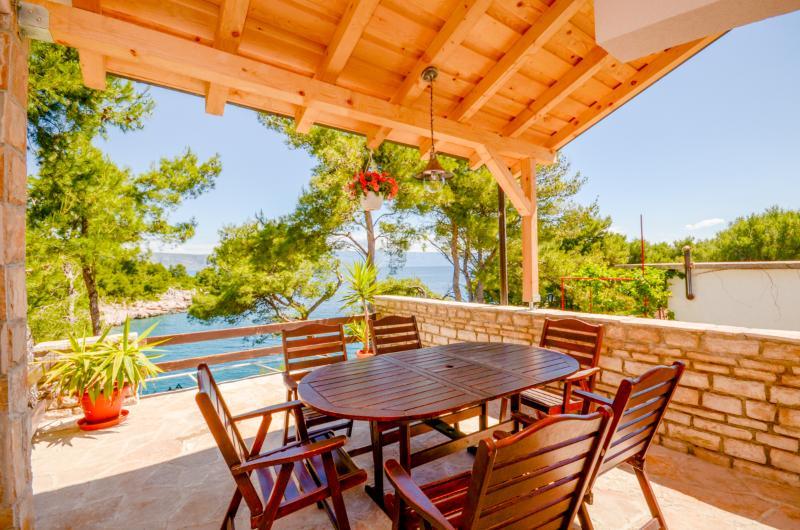 Apartments Pavao - 34291-A2 - Image 1 - Cove Basina (Jelsa) - rentals