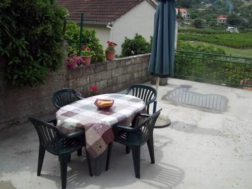 Apartments Šantić - 34701-A1 - Image 1 - Postira - rentals