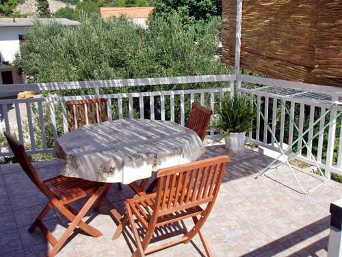 Apartments Tereza - 34971-A1 - Image 1 - Milna - rentals
