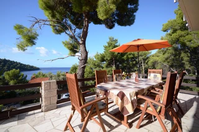 Apartments Marjan - 51371-A3 - Image 1 - Brna - rentals