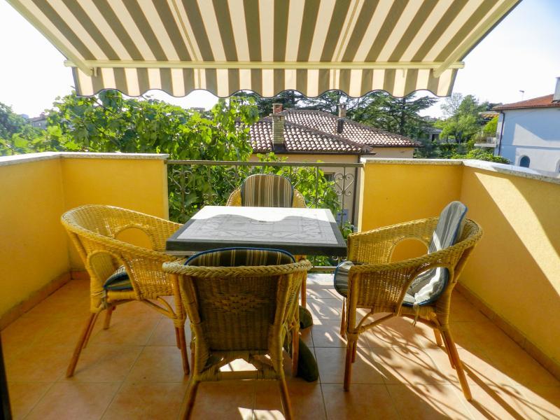 Apartments Iztok - 71321-A1 - Image 1 - Umag - rentals