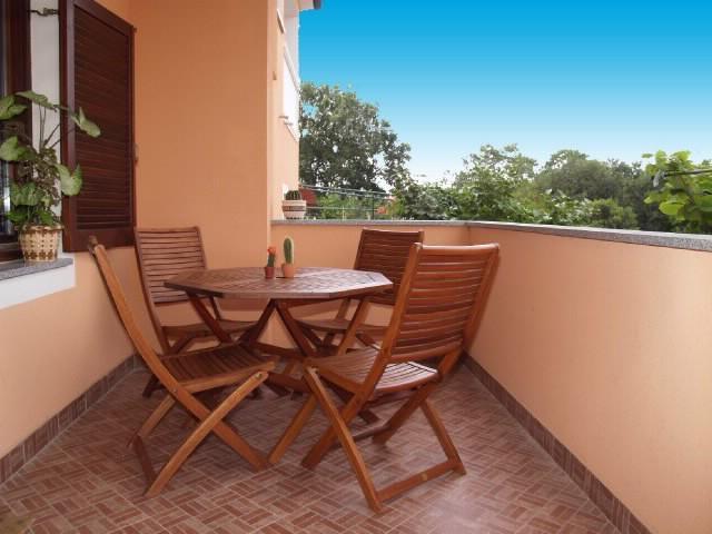 Apartments Miodrag - 75241-A2 - Image 1 - Peroj - rentals