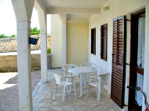 Apartments Marija - 13651-A1 - Image 1 - Pag - rentals