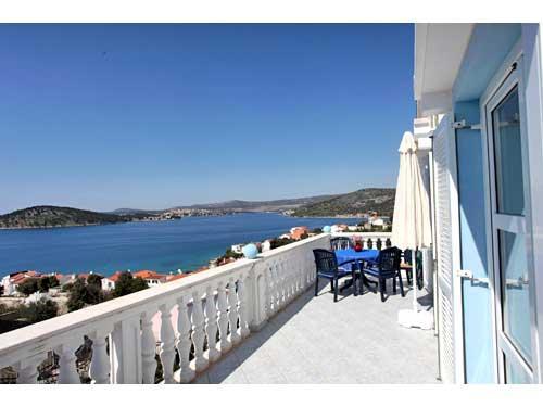 Apartments Milica - 22591-A2 - Image 1 - Razanj - rentals