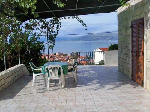 Apartments Jurica - 31131-A1 - Image 1 - Postira - rentals