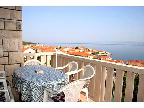 Apartments Nada - 33831-A3 - Image 1 - Postira - rentals