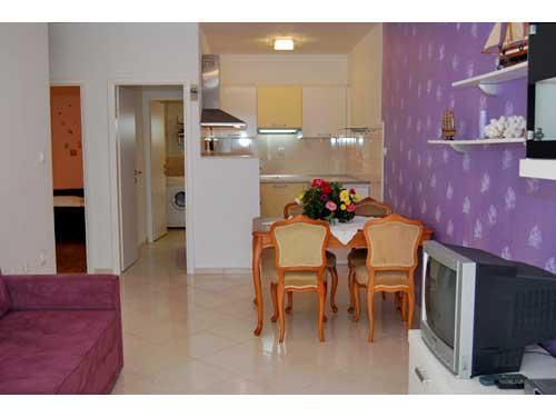 Apartments Srđan - 34241-A1 - Image 1 - Okrug Gornji - rentals