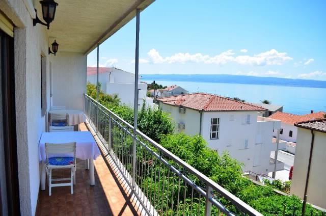Apartments Vinka - 38821-A1 - Image 1 - Podstrana - rentals