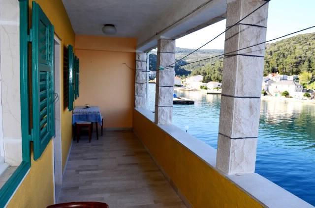 Apartments Franka - 42261-A1 - Image 1 - Povlja - rentals