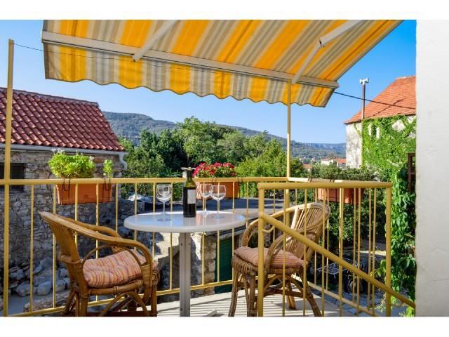 Apartment Kata - 42601-A1 - Image 1 - Stari Grad - rentals
