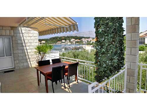 Apartments Željko - 51391-A2 - Image 1 - Lumbarda - rentals