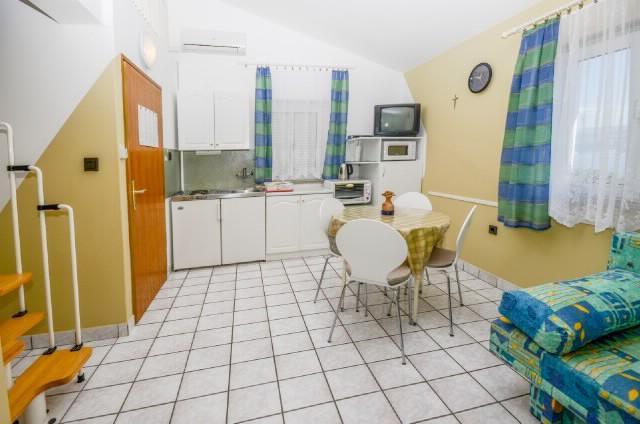 Apartments Katica - 60631-A2 - Image 1 - Omisalj - rentals