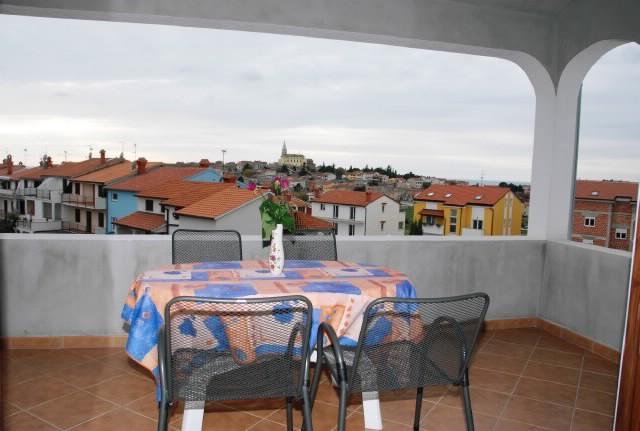 Apartments Ivan - 75571-A1 - Image 1 - Vrsar - rentals
