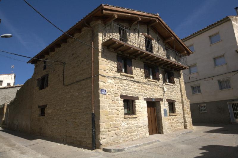Casa Rural con encanto en Zaragoza - Cottage Casa Mata - Luna - rentals