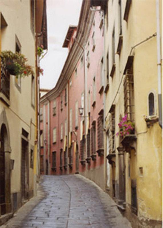 Casa Cordati facade - Casa Cordati - Barga - rentals