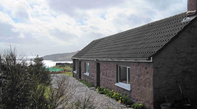 The Cottage - Scottish Seaside Cottage - Gairloch - rentals