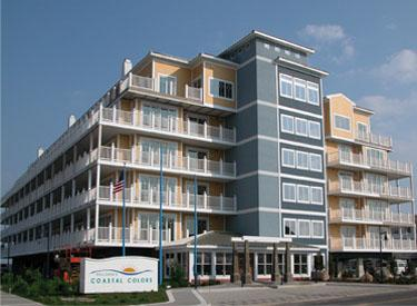 Beach Block Condo with Ocean View - Image 1 - Wildwood Crest - rentals