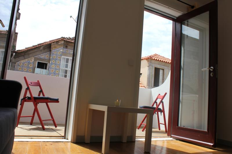 Apartment T1k in Oporto Downtown - Image 1 - Porto - rentals
