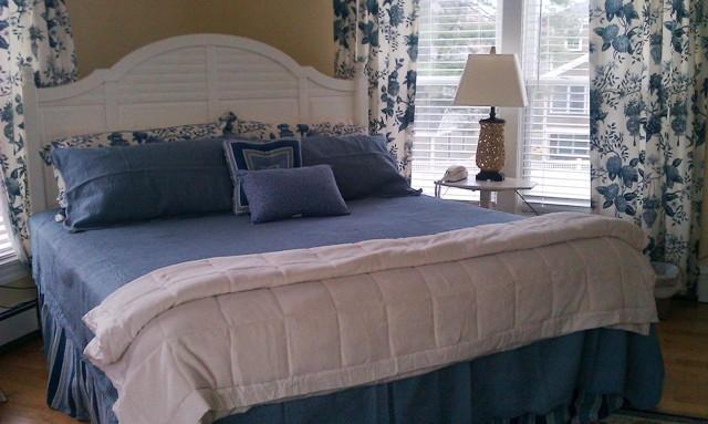 1st bedroom - The Hydrangea 2 bedroom Suite - Hampton - rentals