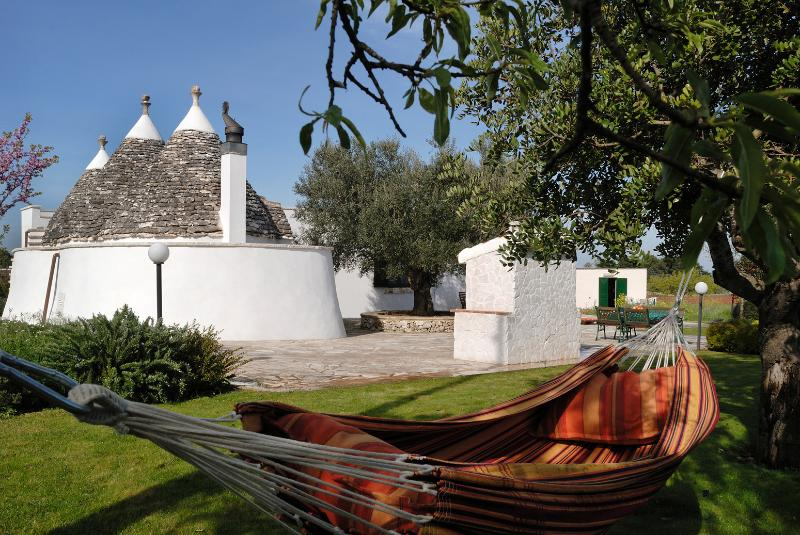 Trullo of Dreams, filmed for House Hunters International (America) - Image 1 - Martina Franca - rentals