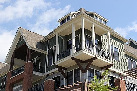Birds Eye View from the Perch - Asheville Luxury Downtown Perch - Asheville - rentals