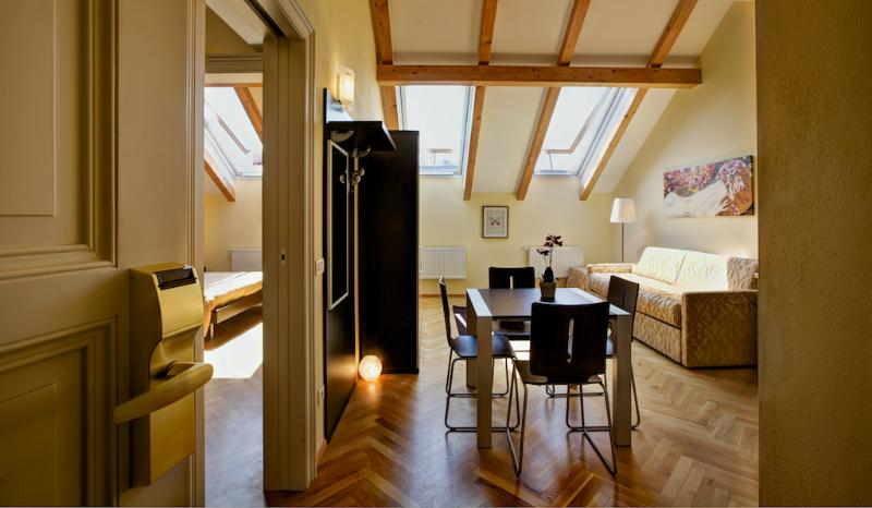 Brand new luxuries in the centre - Image 1 - Prague - rentals