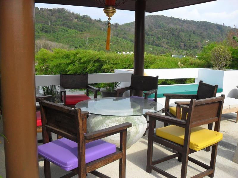 Rooftop Sala - Asian Style Luxury Villa - Phuket - rentals