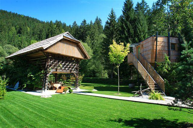 Hayrack and tree house - House Raduha - Enchanting Mountain Hideaway - Luce - rentals