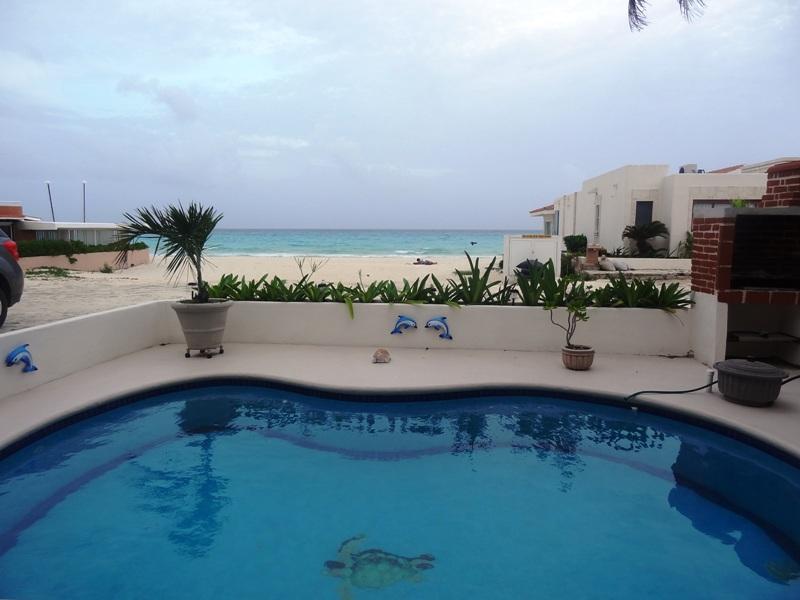 VILLA HERMOSA IN PLAYACAR FASE1, OCEAN VIEW 4BEDR - Image 1 - Playa del Carmen - rentals