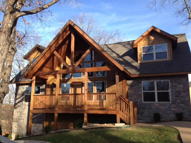 Front of the Lodge - Spring into Savings!  Book me as a smaller unit! - Branson - rentals