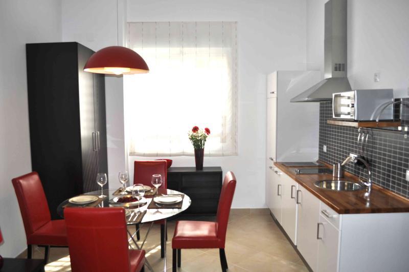 Comedor- Cocina - MAGNIFICO APARTAMENTO CON PISCINA PRIVADA !!! - Seville - rentals