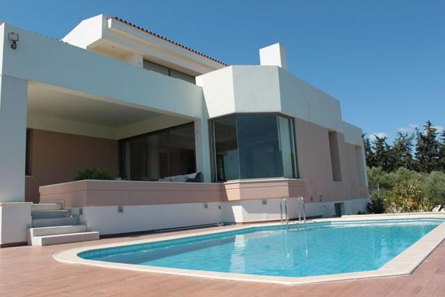 Movica VIP Luxury - Image 1 - Platanias - rentals